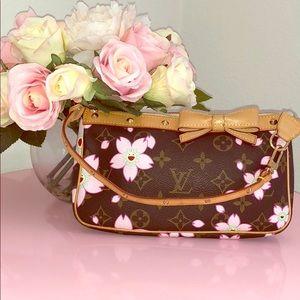 Louis Vuitton Cherry Blossoms Pochette